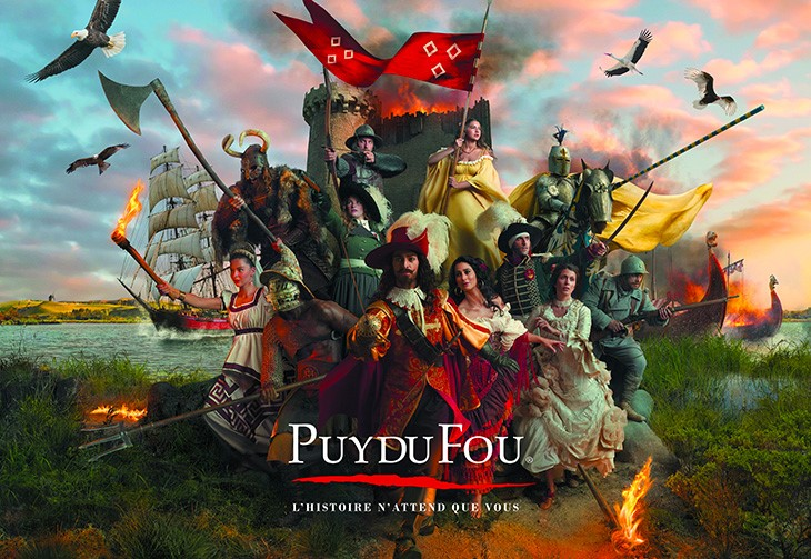 WEEK END AU PUY DU FOU Annulé cause covid19